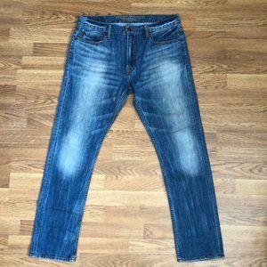 American Eagle sz 33/32 Slim Medium Wash Jeans